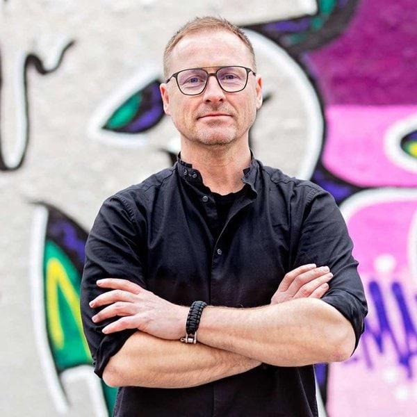 Magnus Äng - Malmö Webbyrå